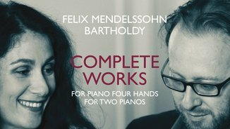 MENDELSSOHN: COMPLETE WORKS FOR PIANO FOUR HANDS AND FOR TWO PIANOS (Decca)