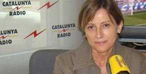Carme Forcadell, presidenta de l'Assemblea Nacional Catalana