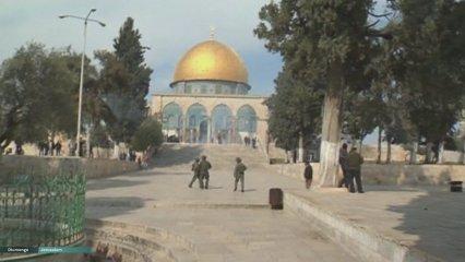 Extremistes israelians volen resar a l'Esplanada de les Mesquites