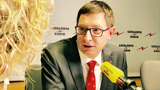 Carles Mundó, conseller de Justícia
