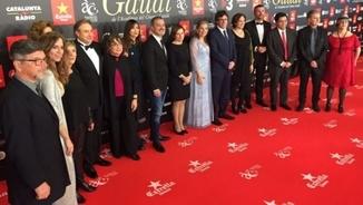 Polítics a la gala de Premis Gaudí