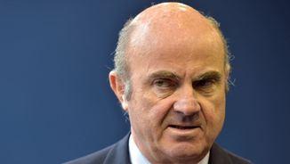 El ministre d'Economia, Luis de Guindos, en una imatge d'arxiu (Reuters)