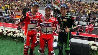 El Mundial de MotoGP haurà d'esperar... Lorenzo s'ha deixat passar?