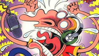 La caiguda i l'auge de l'autor de còmic Peter Bagge