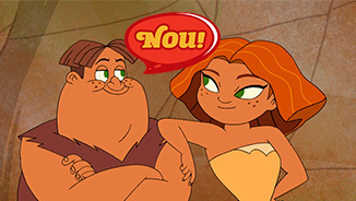 Els Croods: l'origen
