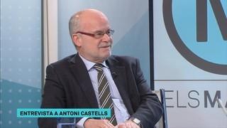 """Antoni Castells: """"Espanya difícilment modificarà el finançament perquè les reformes les ha liderat sempre Catalunya"""""""