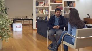 """Vicent Marzà: """"Els xiquets han de dominar el valencià, el castellà i l'anglès"""""""