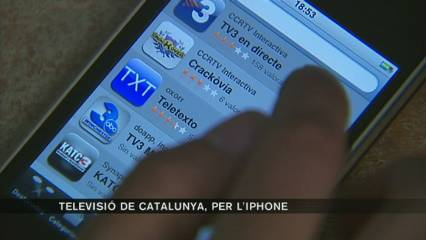 Veure TV3 gratis des de l'Iphone i l'Ipod