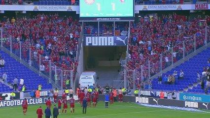 L'Espanyol-Osasuna de la Lliga 2014-15, sota sospita