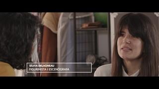 Entrevista a Sílvia Delagneau
