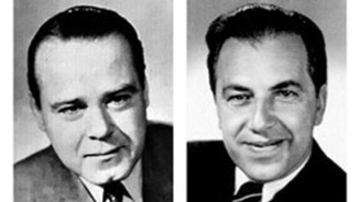 La música de Hans J. Salter i Frank Skinner