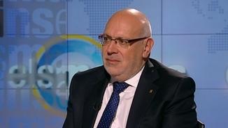 """El conseller d'Empresa, Jordi Baiget, a """"Els matins"""""""