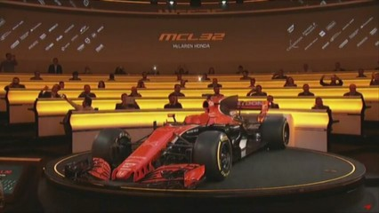 McLaren presenta el nou model