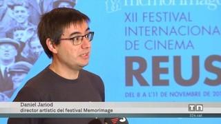 Dotzena edició del Memorimage, el Festival Internacional de Cinema de Reus