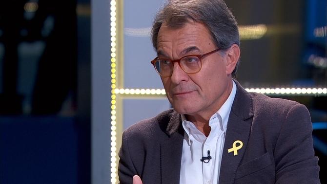 Artur Mas recorda a Felipe González que ell ja demanava el 155 pel 9N