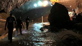 Rescat miraculós a la cova de Tailàndia