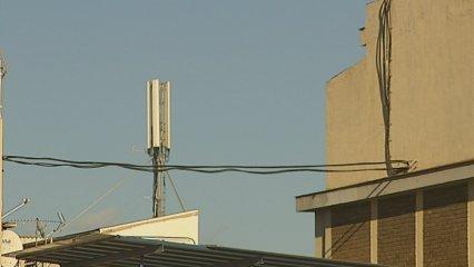 Els camps electromagnètics de les antenes de telefonia mòbil