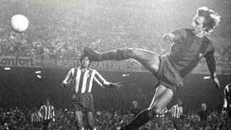 Johan Cruyff va marcar un gol impossible