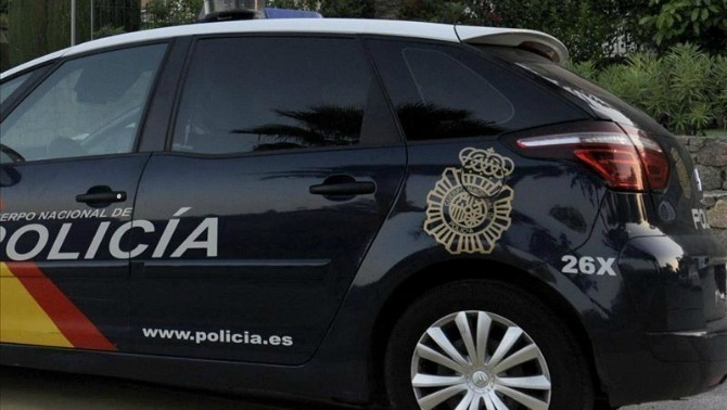 Vehicle de la Policia Nacional