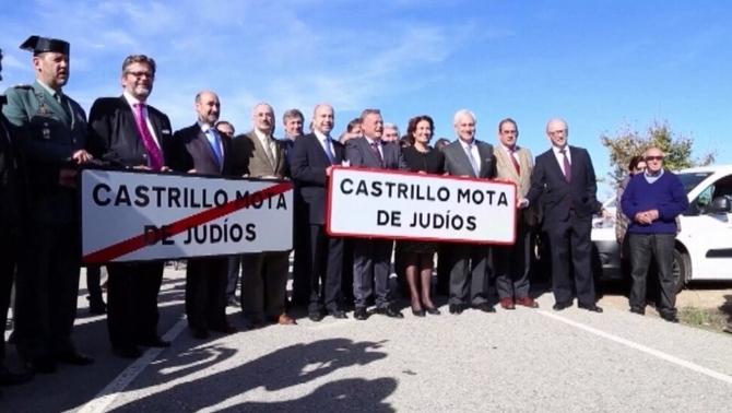Castrillo Matajudíos canvia de nom per honorar els seus primers habitants