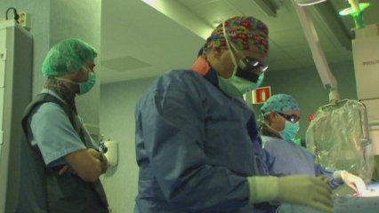 Can Ruti aconsegueix regenerar la part morta del cor després d'un infart amb greix del mateix cor