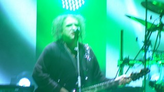 The Cure al Palau Sant Jordi