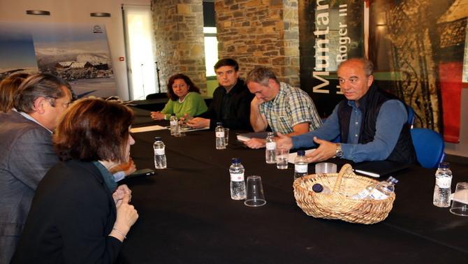 L'IES de Sort impartirà el primer cicle formatiu de guia i informació en l'àmbit mediambiental de Lleida