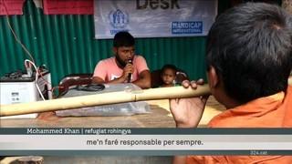 La fugida massiva de rohingyes de Birmània amenaça d'obrir el tràfic de menors