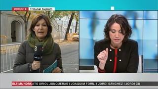 El jutge Llarena manté a la presó Junqueras, Forn i els Jordis i imposa una fiança de 100.000 euros per a la resta