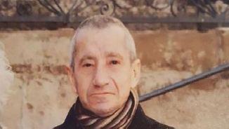 L'home desaparegut a Lleida (@Mossos)