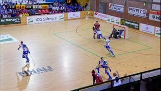 Hoquei patins: Final Four Copa CERS CE Lleida Llista-H.Breganze 2a.semifinal