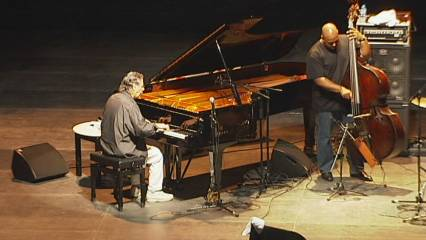Chick Corea captiva el Camp de Mart