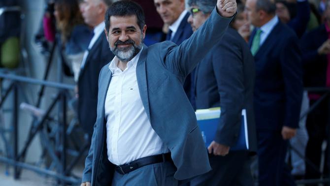 El Suprem rebutja que Jordi Sànchez pugui sortir de la presó per fer campanya pel 21D