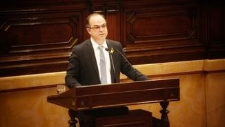 Jordi Turull al Parlament