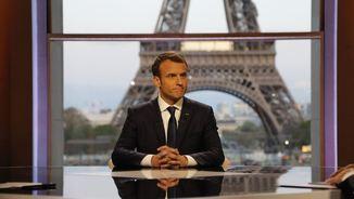 """Macron: """"No hem declarat la guerra a Al-Assad"""" (Reuters)"""