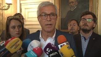 """Ballesteros qualifica de """"tonteries"""" els rumors sobre la venda d'entrades als Jocs Mediterranis"""
