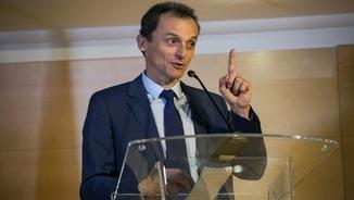 """""""La traductora"""": Avui, Pedro Duque, ministre de Ciència, Innovació i Universitats"""