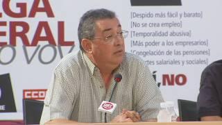 Els sindicats, contra la reforma laboral