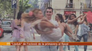 "Un ""lip dub"" per celebrar l'entrada de la primavera"