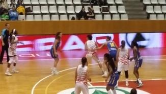 Partit Spar Citylift Girona - Castors Braine