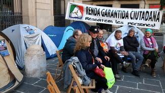L'objectiu de la campanya per una renda garantida ciutadana, més a prop (ACN)