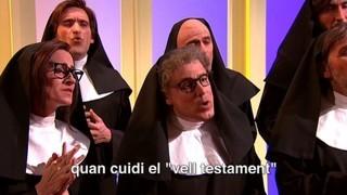 """Polònia - """"Sister Act"""" amb els Pujol Ferrusola"""