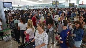 Cues aeroport