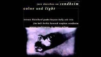 """Color and Light - Jazz Sketches on Sondheim"""