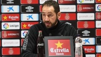 Planas per Bernardo, única novetat al Girona per jugar demà al Benito Villamarín