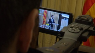 Torrent proposa Puigdemont per a la investidura i demana diàleg a Rajoy