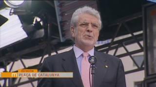 "El baríton Joan Pons interpreta ""Escolta el vent"""