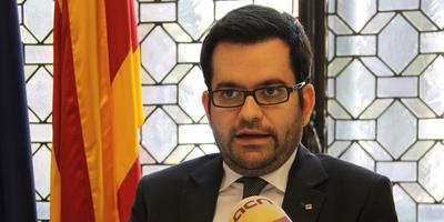 """El secretari d'Exteriors del govern: """"El conflicte amb Espanya l'hem de resoldre nosaltres, Europa no ens traurà les castanyes del foc"""""""