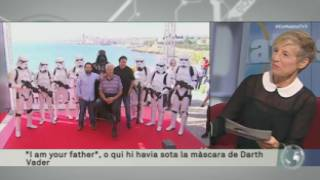 L'actor de Darth Vader, Oliver Stone i Terry Jones, al Festival de Sitges