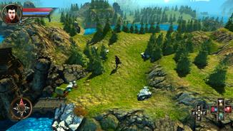 Oriol Dalmau dona el vistiplau a Zenith, d'Infinigon Games